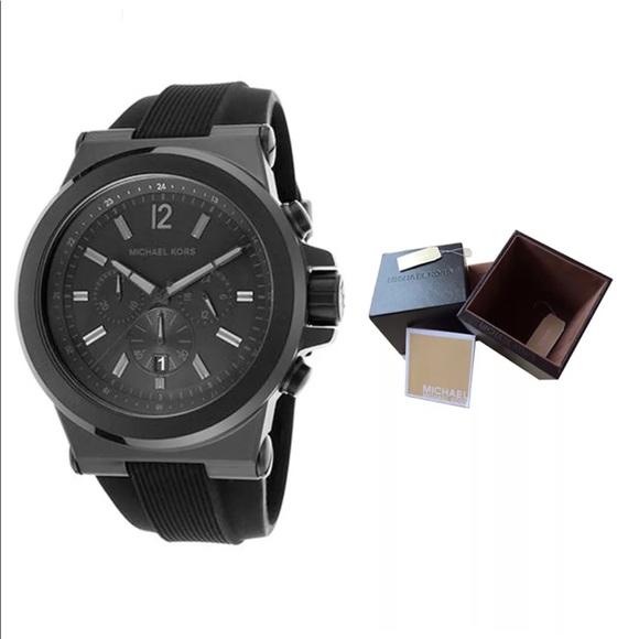ccf74c75f97d MK Michael Kors MK8152 strap Men s Watch. M 5b6dd3375bbb80528a13e9d7
